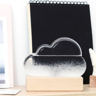 Weather predicting station - Storm cloud