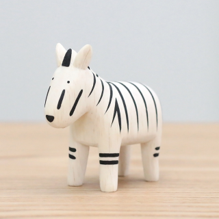 Polepole - zebra
