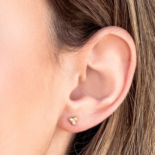 Ear studs - Dots