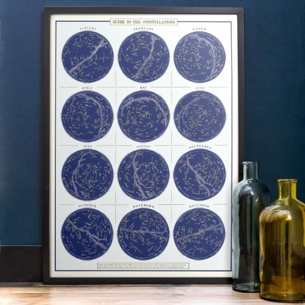 Large prints - Constellations