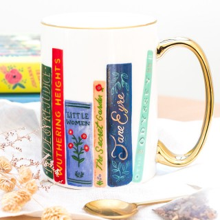 Mug Rifle Paper - Book club