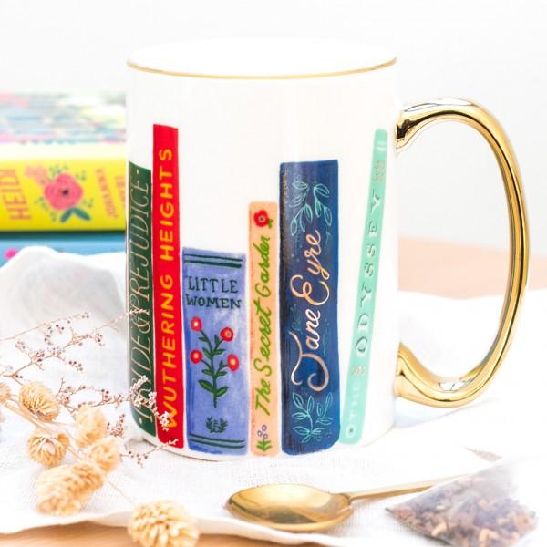 Mug Rifle Paper - Book club