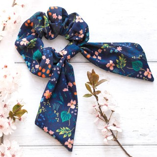 Rifle Paper scrunchie - Wildwood
