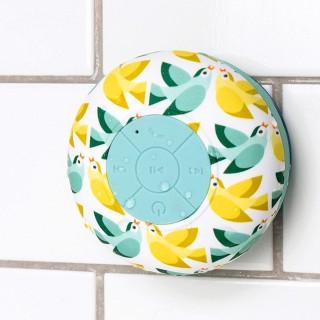Waterproof Bluetooth speaker - Love birds