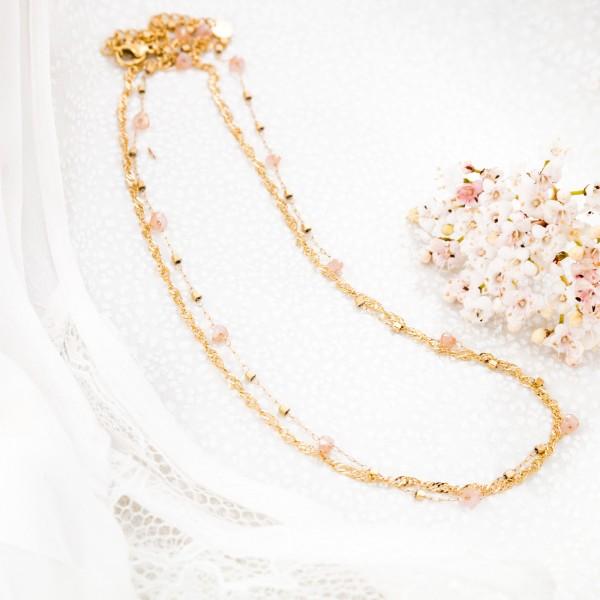 Double necklace - Eka