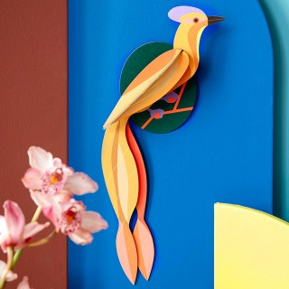 Studio ROOF deco - Paradise bird (Olango)