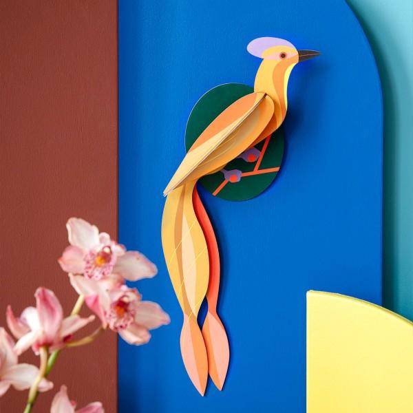 Studio ROOF deco - Paradise bird (Olango)
