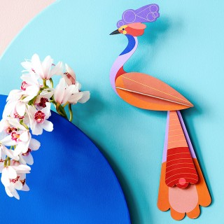 Studio ROOF deco - Paradise bird (Savu)