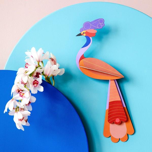 Studio ROOF deco - Paradise bird (Savu)