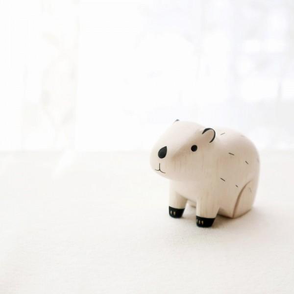 Pole pole - Capybara