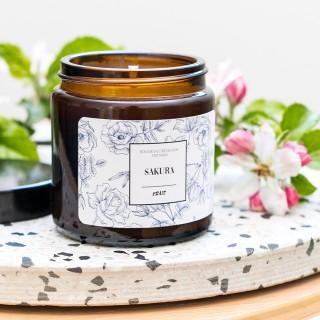 Frais Cosmetic candle - Sakura