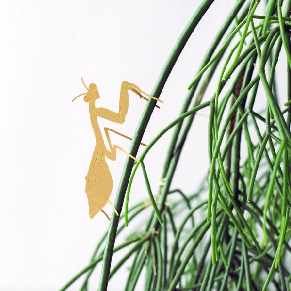 Plant accessory - Plant animals (praying mantis)