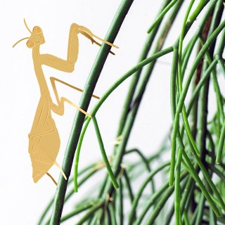 Plant accessory - Plant animals (praying mantis)
