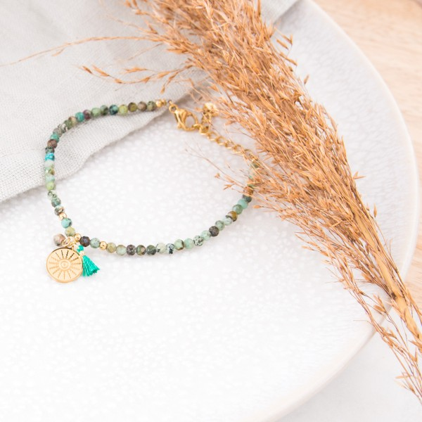Bracelet - Oko (Malachite)