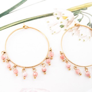 Hoop earrings - Oliana