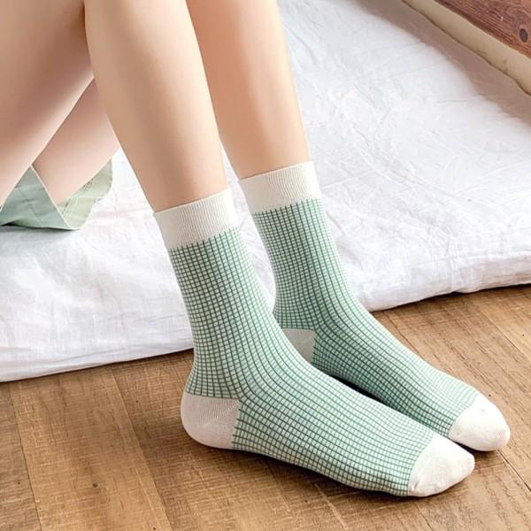 Socks - Quadrillage