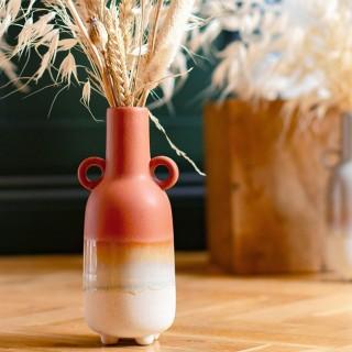Ceramic vase - Mojave (terracotta)