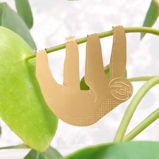 Plant accessory - Plant animals (sloth)