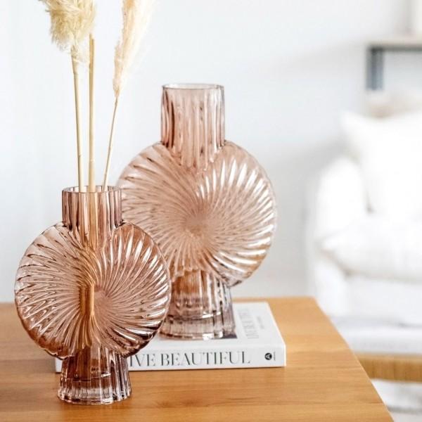 Glass vase - Galaxy