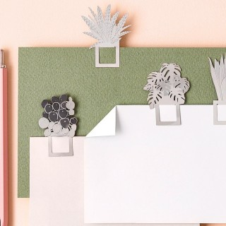 Bookmark set - House plants