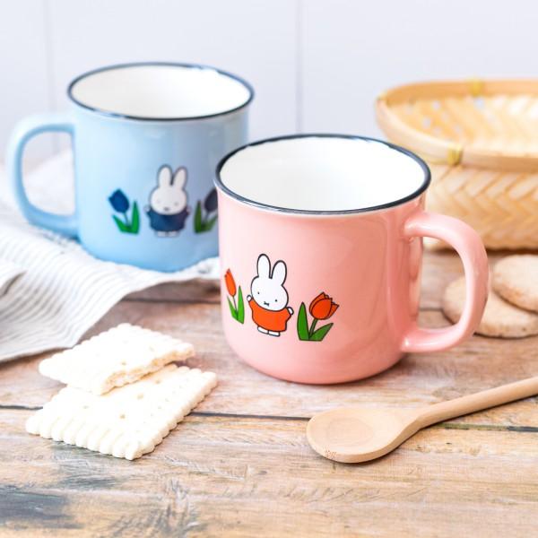 Mug - Miffy tulip