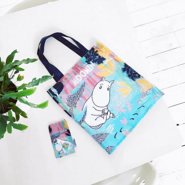 Shopping bag Moomin - Pastel