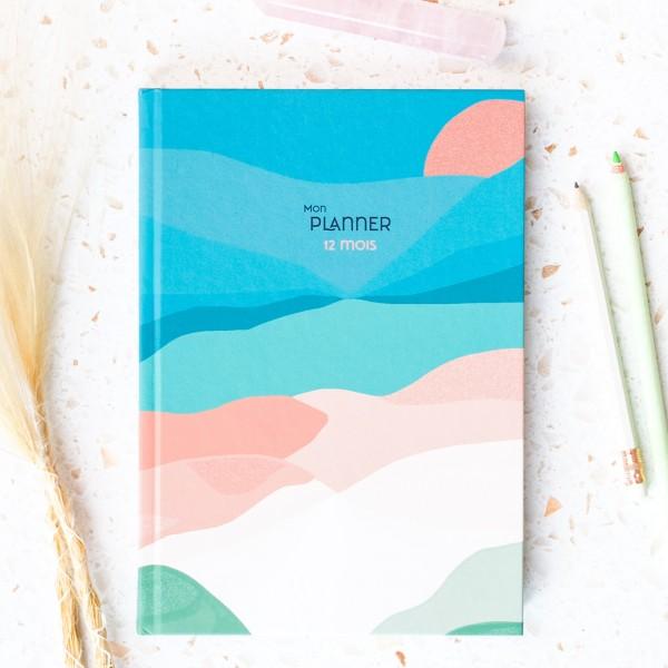 Planner / bullet journal - Fjord