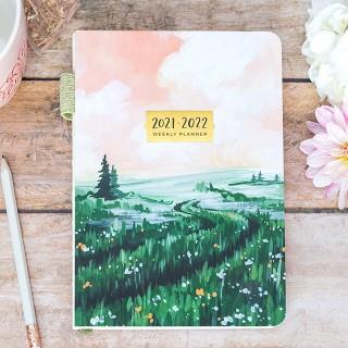 Academic planner 2021-2022 - Mystic plains