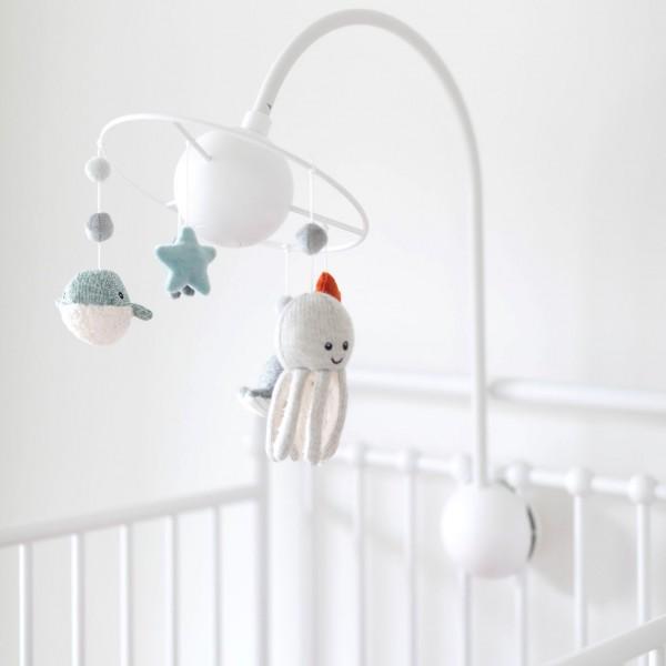 Baby mobile - Ocean