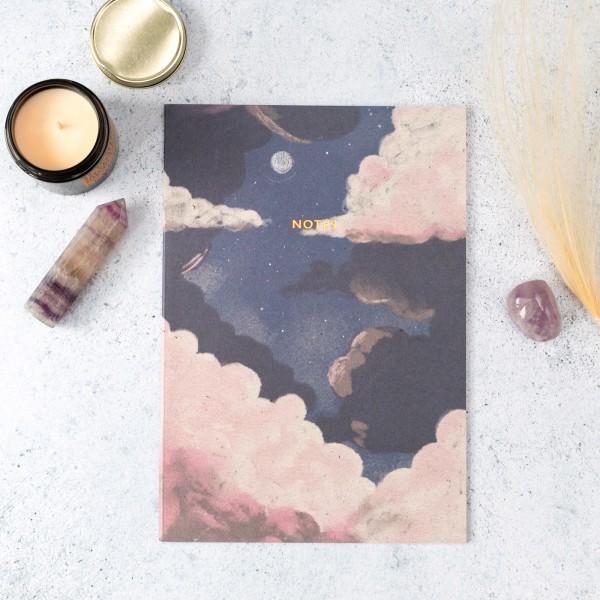 Cahier Ohh Deer! - Lilac dusk
