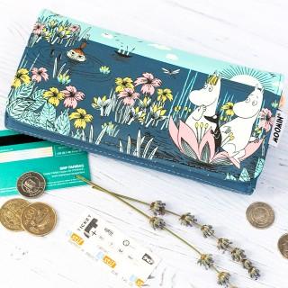 Wallet - Moomin (lotus)
