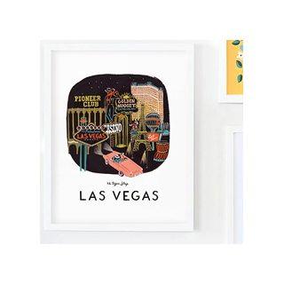 City print - Las Vegas