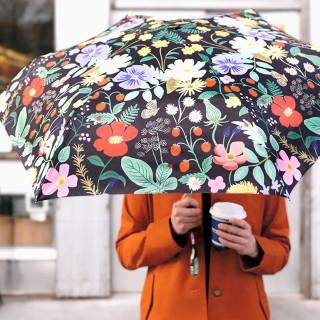 Rifle Paper umbrella - Strawberry fields