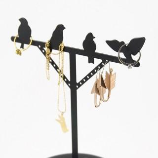 Birds stand
