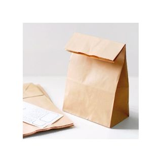 Plain craft bags