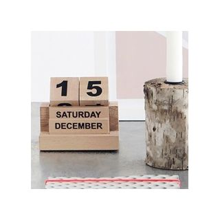 Blocks calendar