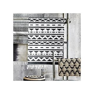 New Inka Geometric Pattern Rug By House Doctor