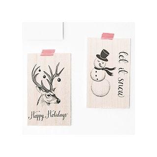 Paulownia cards