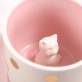 Spotty cup - cat