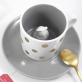 Spotty cup - owl