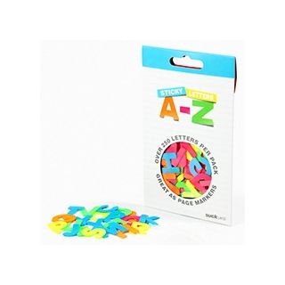A to Z stickers