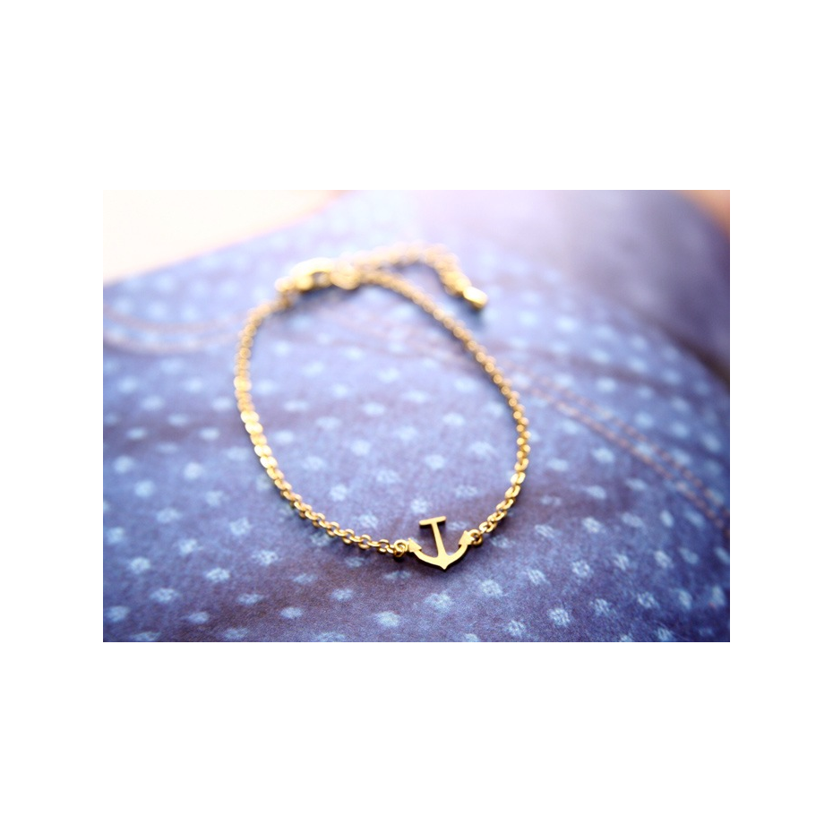 botw jewelry anchor sailor bracelet 2637