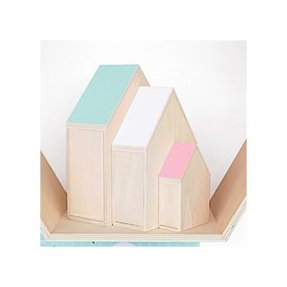 Box - Natural house