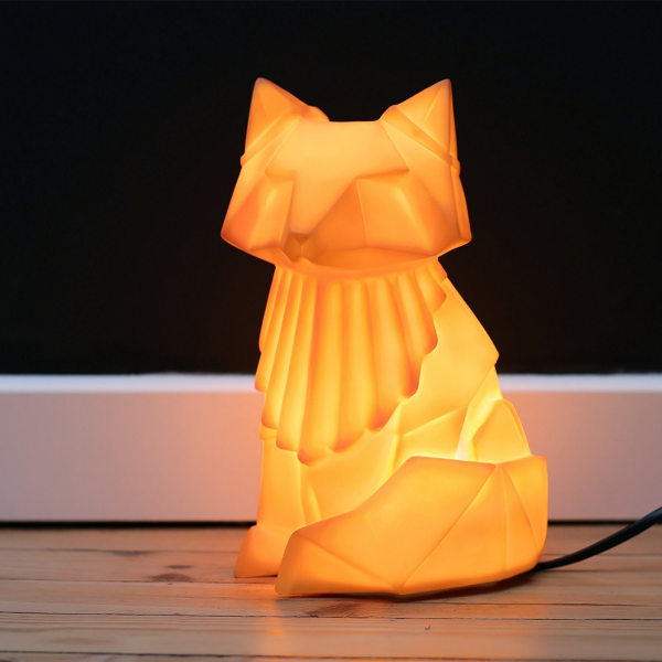 Nordik fox lamp