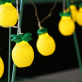 Pineapple party lights