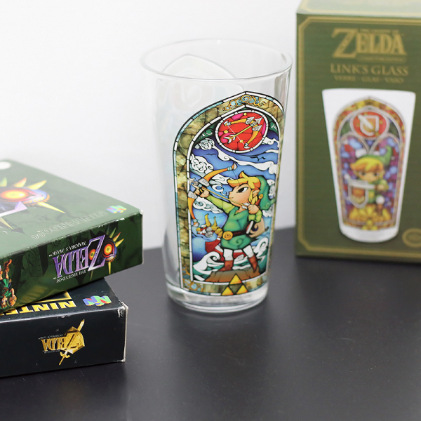 Link's glass