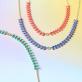 Raising sun - necklace
