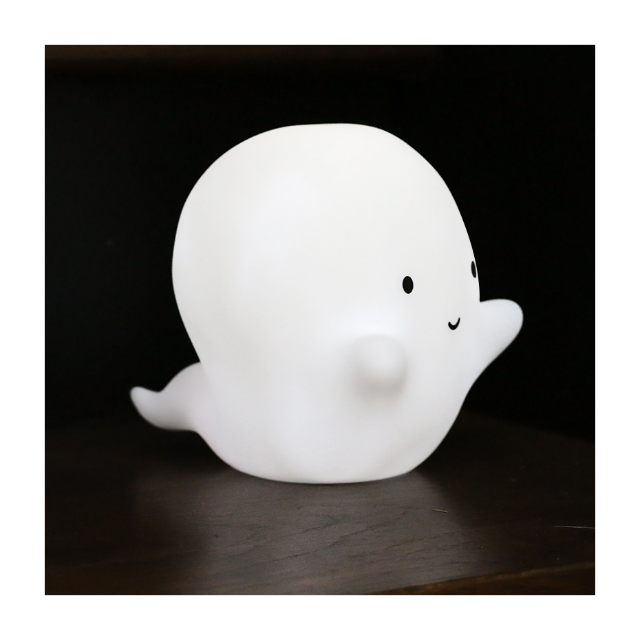 Lampe veilleuse fant me mini ghost par a little lovely company - Ghost fantome ...