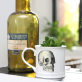 Curios mug - skull