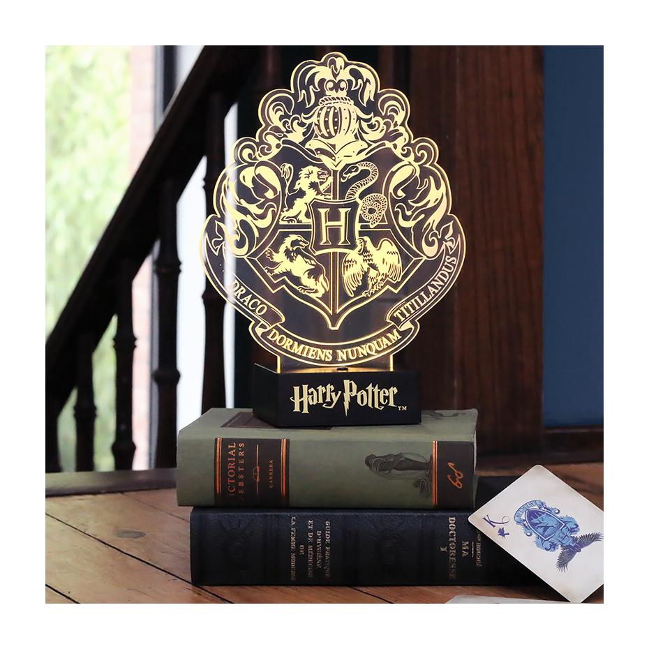 Harry Potter Hogwarts Crest Light By Paladone